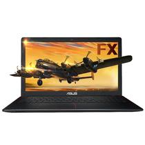 华硕 飞行堡垒FX50JX4200 15.6英寸笔记本(i5-4200H/4G/500G/GTX950M/Win8/黑色)产品图片主图