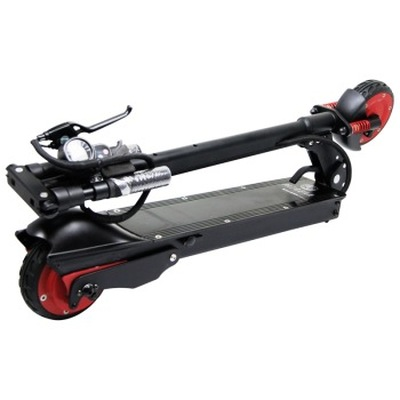 PATGEAR E5贝其尔电动滑板车 台湾品牌 行业先锋 新上班娱乐代步神器 白领上班代步新宠产品图片3