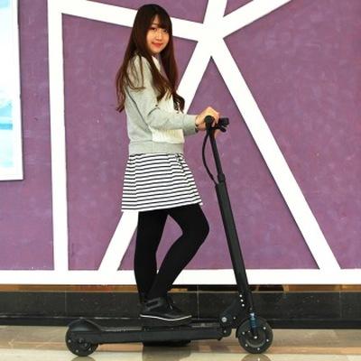 PATGEAR E5贝其尔电动滑板车 台湾品牌 行业先锋 新上班娱乐代步神器 白领上班代步新宠产品图片4