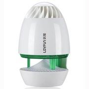 乐放 i80 便携式迷你USB音箱/多媒体音响/低音炮(白绿色)