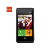 21克 MC001 黑色 移动联通2G简单老人手机 8G版