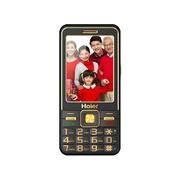 海尔 HG-M365 移动联通2G老人手机 双卡双待 酷炫黑