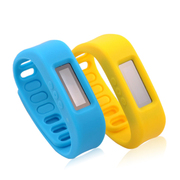 YQT 亦青藤 Y03 可穿戴设备智能手环 运动计步器睡眠健康管理 天蓝色