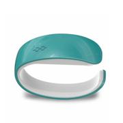 YQT Y02智能蓝牙手环 防丢失智能计步器 适用于iPhone6/三星/小米 天蓝色