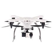 亿航 GHOST航拍版无人机 四轴飞行器 飞行器四旋翼 带相机 安卓航拍版 白