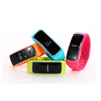 YQT 蓝牙手机手表 蓝牙手镯 可穿戴设备 运动蓝牙手表D3 黑色产品图片2
