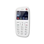 德赛 S4 移动/联通2G 直板双卡双待老人手机 红色