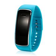 YQT 蓝牙手机手表 蓝牙手镯 可穿戴设备 运动蓝牙手表D3 蓝色