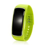 YQT 蓝牙手机手表 蓝牙手镯 可穿戴设备 运动蓝牙手表D3 绿色