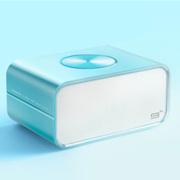 MOOV PS2高端蓝牙音箱 NFC蓝牙4.0 铝合金设计 超长续航 天蓝色