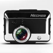 Necker 行车记录仪高清广角夜视 1080P全高清 官方标配+8G专用内存卡