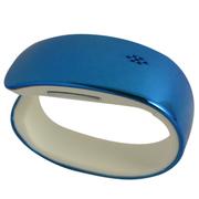 YQT 亦青藤 蓝牙智能手表手环Y02  蓝色金属质感