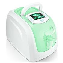健合 制氧机家用吸氧机 老人孕妇款 K1B 带雾化器 1L-6L医用制氧机产品图片主图