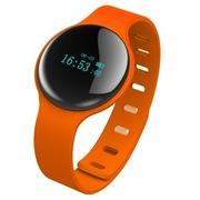 台硕 W190 智能手环腕表 3D计步 睡眠检测 橙色