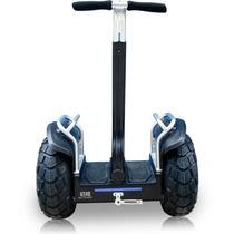 冠格 G-6s 电动平衡车 双轮体感车 智能两轮自平衡车 思维体感车 越野款 黑色产品图片主图