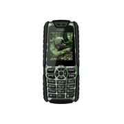 锋达通 C18 电信2G三防老人手机 CDMA迷彩绿