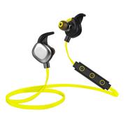 魔浪 U5 智能运动音乐蓝牙耳机 双电池10小时续航 黄色
