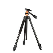 斯德朗博利 SL-168摄影三脚架 尼康佳能索尼微单反相机DV摄像机三角架云台录像机摄影支架产品图片主图