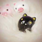 尼蒙(nemo) 猪猪日记皮肤测试仪 黑色