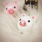 尼蒙(nemo) 猪猪日记皮肤测试仪 白色