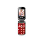 夏朗 S9300 移动联通2G翻盖老人手机 红色