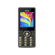心迪 D1特斯拉 老人手机移动/联通2G 双卡双待 黑色