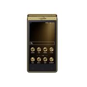 优思 U W2015 电信4G翻盖手机 双卡双待 金色