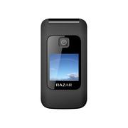 锐族 R2015 电信2G翻盖老人手机 黑色