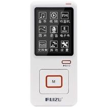锐族 X10 8G 白色 HIFI级无损音乐播放器MP3/MP4产品图片主图