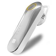 魔浪 蓝牙耳机 4.0无线运动耳机立体声音乐 金属灰