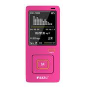 锐族 X10运动MP3播放器 HIFI级发烧高音质无损MP3MP4 8G大容量 粉红色