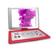 金正 22寸1802移动DVD便携式evd播放机带电视影碟机高清视频播放器3D游戏机
