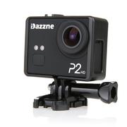 Dazzne P2运动相机摄像机防水高清广角户外航拍行车记录仪数码便携迷你DV 基础版 标准版