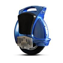 奔放 电动独轮车 自平衡电动车智能单轮车火星车 智能户外骑行车成人代步器 蓝色产品图片主图