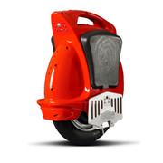 奔放 电动独轮车 自平衡电动车智能单轮车火星车 智能户外骑行车成人代步器 红色