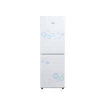 美的 BCD-190CM(E) 190升高颜值/静音/省电/双门冰箱(悦动白)产品图片主图