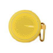 MIFA F1无线蓝牙音箱音响 户外便携式迷你 便携插卡小音响  免提通话 黄色