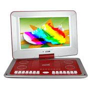 先科 移动DVD 15.8寸便携式evd影碟机带电视高清3D播放器