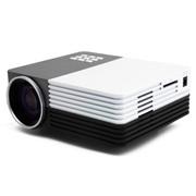 ANNO DOMINI GM50投影仪家用微型投影机 迷你便携式LED投影仪1080P小型投影仪器高清短焦自带喇叭
