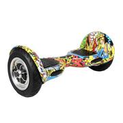 啦唔酷 智能平衡体感 三星进口电池漂移车 自平衡成人扭扭平衡车 街舞款
