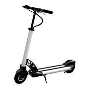 尊尚 ES370 随行 电动滑板车 体感车自平衡车成人可折叠便携式迷你型锂电款思维车 ES370二代白色 30KM