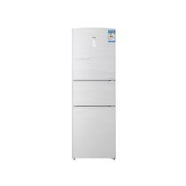 美菱 BCD-248WP3BDJ 248升 变频风冷三门冰箱(白色玻璃)韵律A产品图片主图