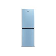 奥马 BCD-186DT 186升 双门冰箱 天蓝双色