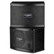 现代 WD-700 家庭影院音响 家用小型办公迷你卡包音箱 黑色