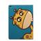mailele 彩图保护壳/保护套/皮套 适用于苹果ipad mini2/mini3保护套 蓝底小Q产品图片3