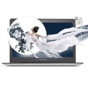 联想 S41-70 14英寸笔记本(i7-5500U/4G/500G/920M/Win8/银色)