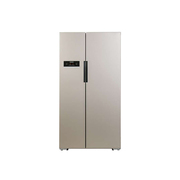 西门子 BCD-610W(KA92NV03TI)冰箱 610升L变频 对开门冰箱(浅金色)