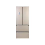 西门子 BCD-401W(KM40FA30TI) 401升L变频 多门冰箱(浅金色) 硅滤膜保湿