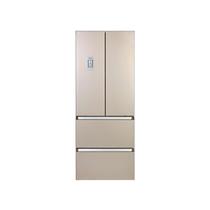 西门子 BCD-401W(KM40FA30TI) 401升L变频 多门冰箱(浅金色) 硅滤膜保湿产品图片主图