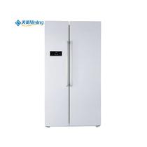 美菱 BCD-568WPCF 568升L变频 对开门冰箱(白色) 0.1度变频技术,节能保鲜更静音!产品图片主图
